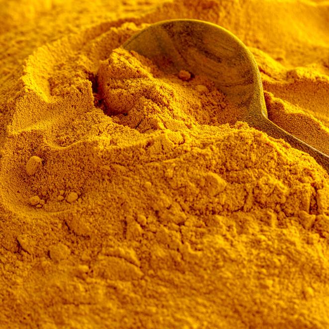 curcuma-powder